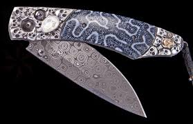 william henry kitchen knives william henry spearpoint davy jones folder 3 06 raindrop