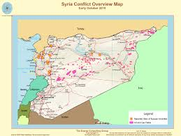 Map Of Syria And Russia Vt Syria Trump Looks For A Share In Syria After Aleppo And