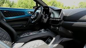 renault alpine concept interior 2018 alpine a110 test interior exterior youtube