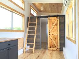 4 Bedroom Tiny House Irving Tiny House On Wheels With Downstairs Bedroom