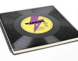 personalized record album vinyl books and invitations made in berlin by phonoboy on etsy