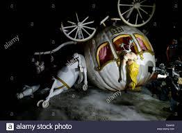 cinderella coach banksy cinderella coach crash at dismaland weston supe mare shows