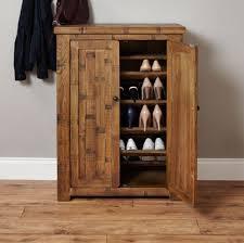 Wood Storage Cabinet Pocillo Wood Shoe Storage Cabinet Image Is Loading Nara Pocillo