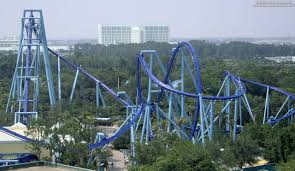 Six Flags Height Tallest Flying Coaster