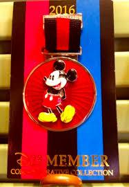 mickey ribbon d23 member 2016 mickey ribbon pin disney pins