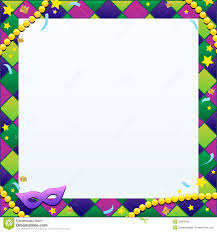 mardi gras picture frame mardi gras borders backgrounds an illustration of a mardi gras