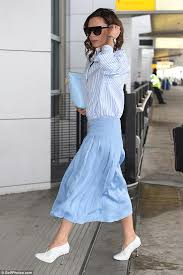 how to wear white heels without looking outdated daily mail online