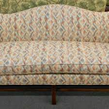 Henredon Sofa Prices by Furniture Striped Henredon Sofa With Wood Legs For Living Room