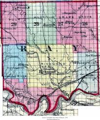 Dallas County Map by Missouri County Map