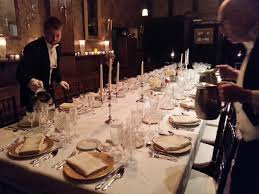 downton abbey dining room home design ideas