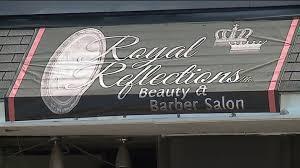 Fire Evacuation Plan For Beauty Salon by Horse Trailer Crashes Into Hair Salon On Northeast Side Cbs 4