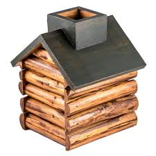 rustic tissue box covers cabin place