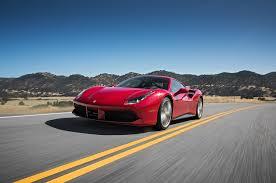 ferrari 488 gtb is the 2017 motor trend best driver u0027s car u2013 move
