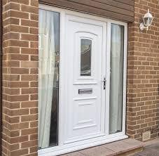 Exterior Doors Upvc Glazed Door Uk Home Design Hay Us