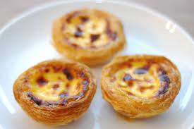 cuisine portugaise dessert pastel de nata
