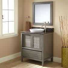 Teak Vanity Bathroom by 30