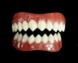 Dentist Halloween Costume Pro Fx Gaul Fallen Monster Veneer Teeth Dental Halloween