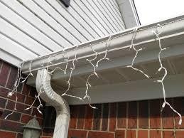 light hooks for gutter guards ideas