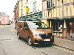 long term test first report renault trafic