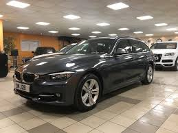 bmw 320d sport estate used bmw 3 series 2 0 320d sport touring 5dr automatic for sale in