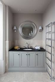 traditional bathroom mirror bathroom mirrors bathroom traditional with wall lights round