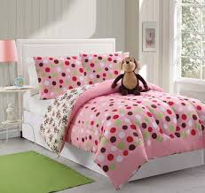girls cowgirl bedding pink brown monkey bedding full bed in a bag polka dot for girls