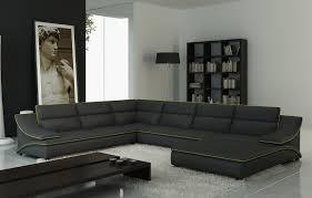 modern contemporary leather sofas furniture home viper sofagray leather sofa new design classic