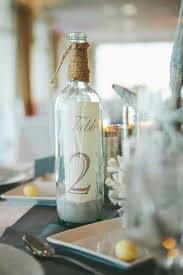 35 most appealing wedding table number ideas everafterguide