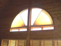 Arch Window Blinds That Open And Close Arched Window Treatments Adjust A View Moveable Arches By Omega
