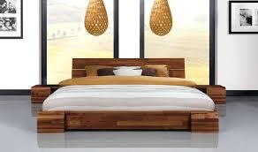 chambre à coucher bois massif chambre adulte en bois massif utoo me