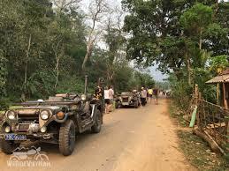 jeep vietnam northeast vietnam jeep tour 3 6 days we ride vietnam