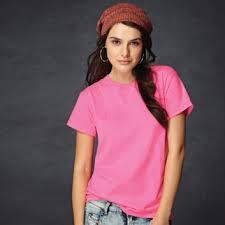 light pink top women s women s fluorescent neon t shirts