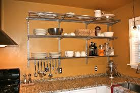 kitchen under cabinet lighting kitchen contemporary diy kitchen wall shelves ideas regarding