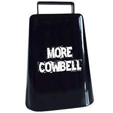 more cowbell snl skit cowbells for sale it needs more cowbell