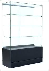 large display cabinet with glass doors ikea display case glass door cabinet ikea display cabinet detolf