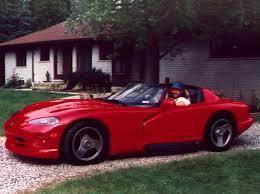 Dodge Viper Hardtop - 1994 dodge viper rt 10 red w tom hall fotos de carros