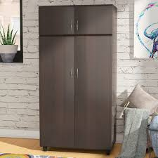 Cherry Armoire Wardrobe Armoires U0026 Wardrobes You U0027ll Love Wayfair