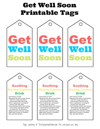printable tags for gift baskets get well soon gift basket with free printable tag printable tags