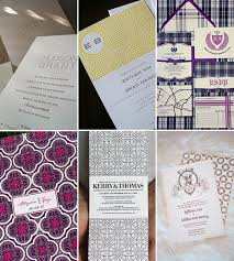 Wedding Invitations Kerry 2011 Wedding Invitation Trends Style And Inspiration