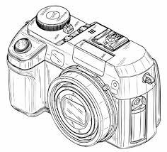 cliparts camera drawing cliparts zone