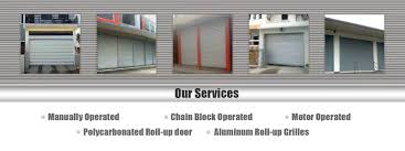 Overhead Roll Up Door by Roll Up Doors Philippines By Cmt Shutter Cmt Shutter Roll Up