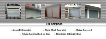 Overhead Door Parts List by Roll Up Doors Philippines By Cmt Shutter Cmt Shutter Roll Up