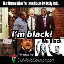 Black History Meme - coolest that moment when you learn real black history and that black