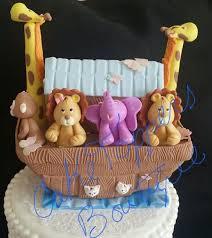 Noah S Ark Decorations Noah U0027s Ark Cake Topper Noahs Ark Birthday Noah U0027s Ark Decorations