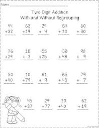 addition worksheet with carrying 1 free worksheets homeschool