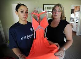 shelton bans skimpy prom dresses connecticut post