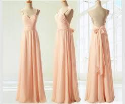 blush pink bridesmaid dresses spaghetti blush pink bridesmaid dresses open back summer