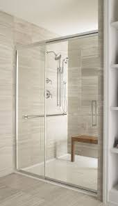 Frameless Bathroom Doors A Bathroom With A View Choosing The Right Shower Door