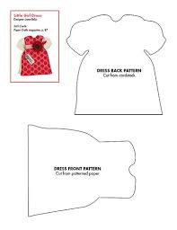 free patterns dress clown barn from paper crafts used this to