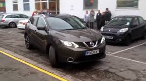Nissan Qashqai Intelligent Parking Assist Demonstration Youtube